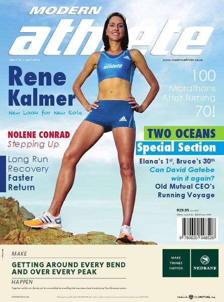 Modern Athlete Magazine Issue 57, April 2014