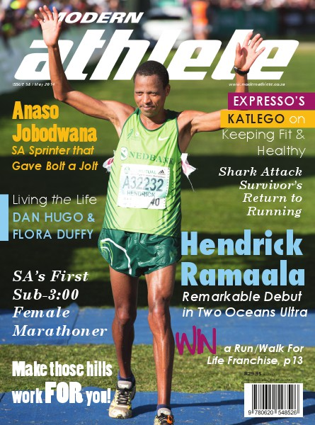Modern Athlete Magazine Issue 58, May 2014