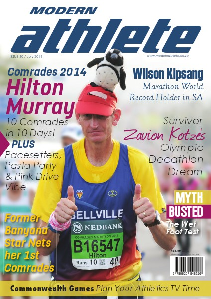 Modern Athlete Magazine Issue 60, July 2014