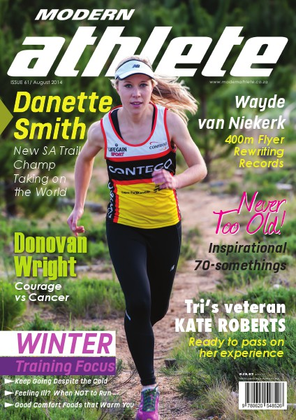 Modern Athlete Magazine Issue 61, August 2014