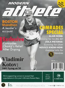 Modern Athlete Magazine Issue 47, June 2013