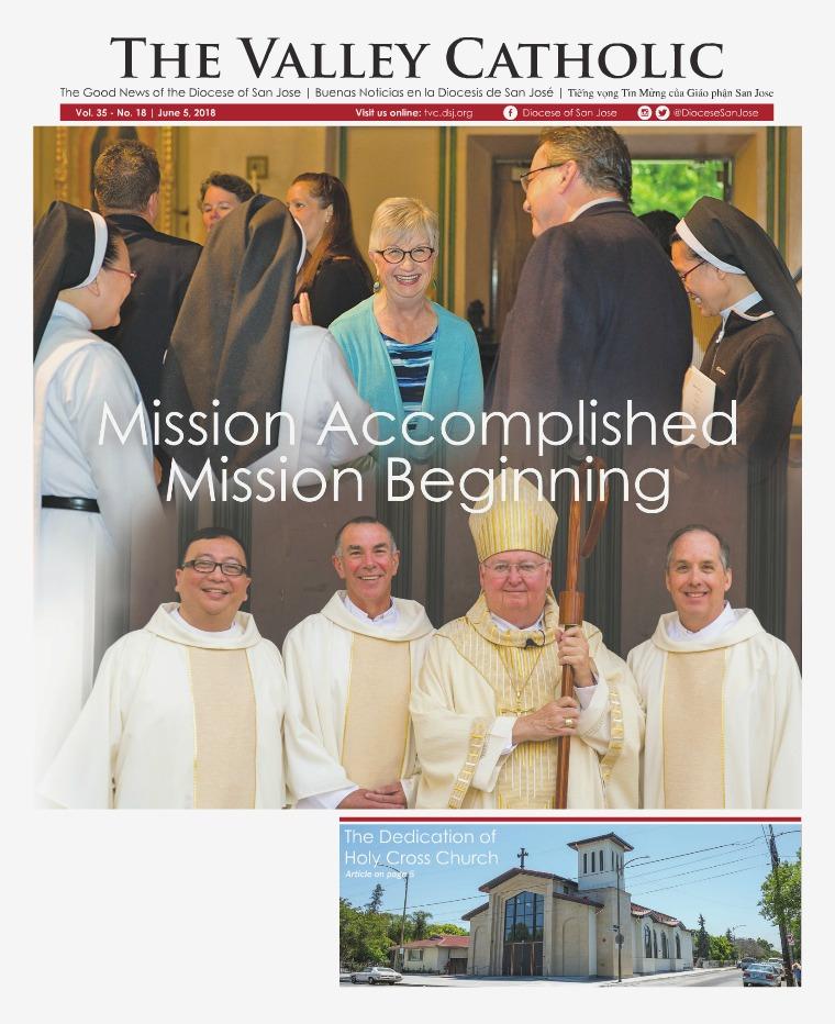 The Valley Catholic June 5, 2018
