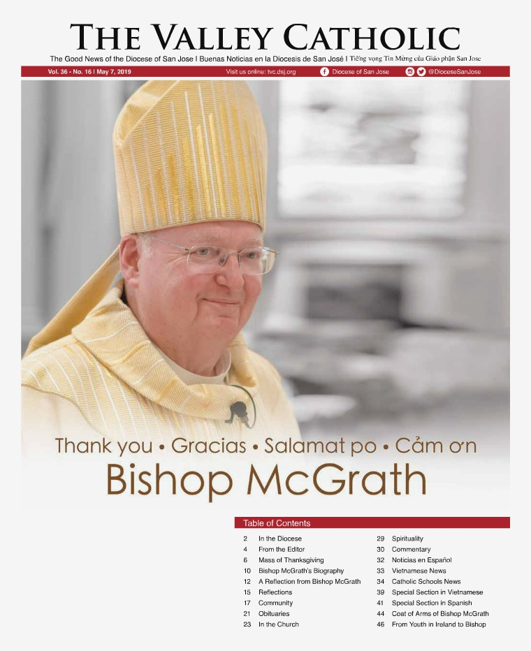 The Valley Catholic | Joomag Newsstand