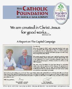 Catholic Foundation - September 2011