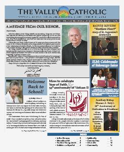 The Valley Catholic September 4, 2012