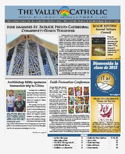 The Valley Catholic September 18, 2012