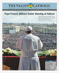 The Valley Catholic April 9, 2013