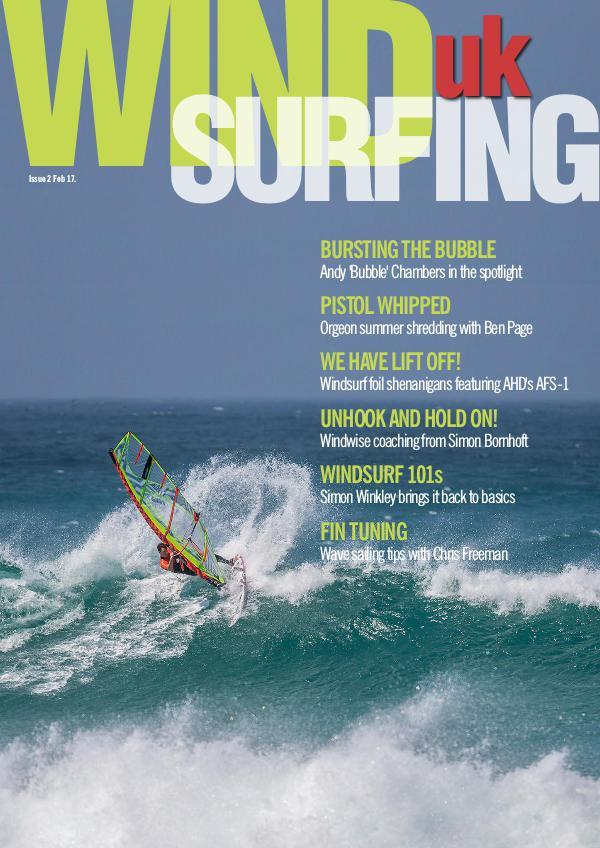 WindsurfingUK Issue 2 Feb 2017