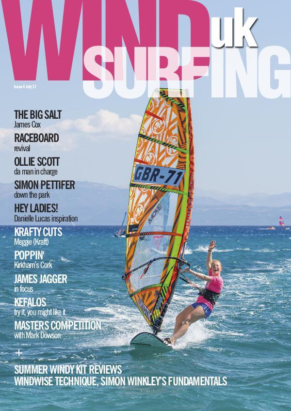 WindsurfingUK issue 4 July 2017