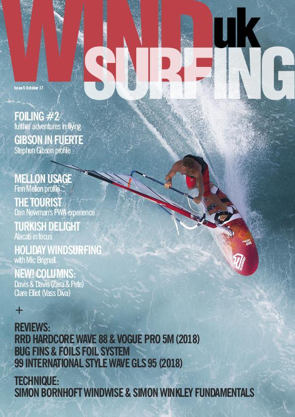 WindsurfingUK issue 5 October 2017
