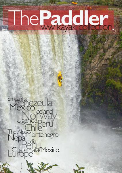 WW kayak collection 2013