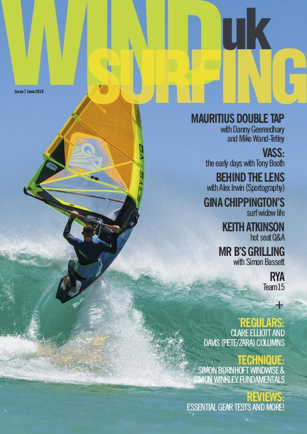 WindsurfingUK Issue 7 June 2018