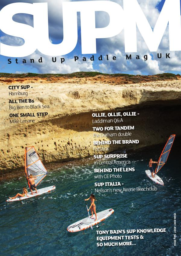SUP Mag UK July 2018 issue 17