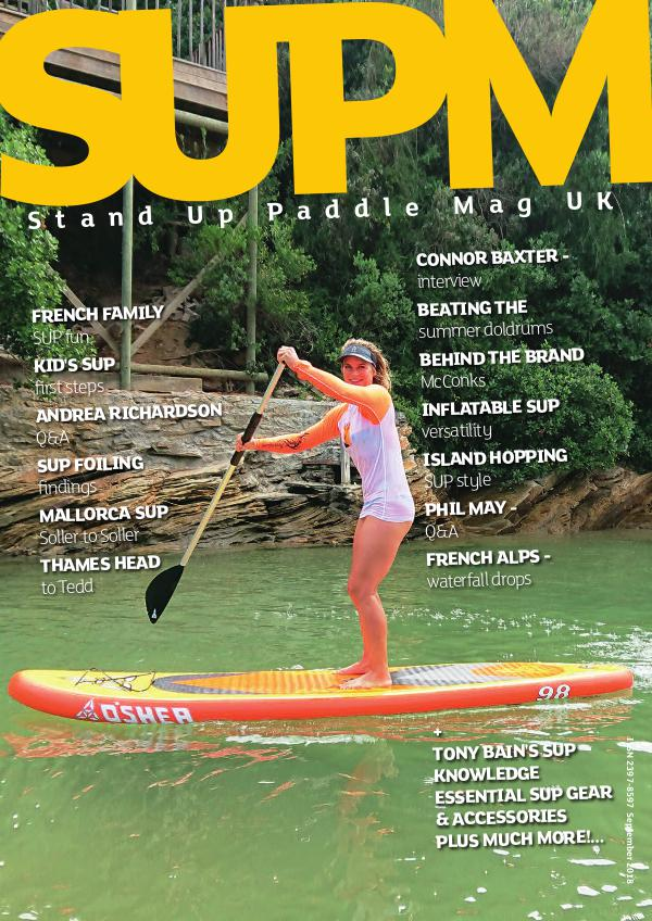 SUP Mag UK September 2018 issue 18