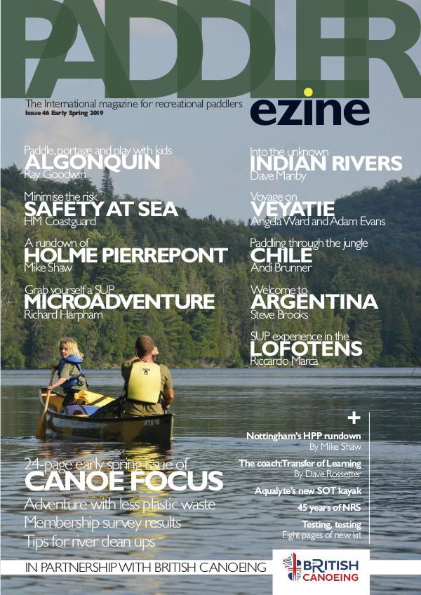 Issue 46 Early Spring 2019