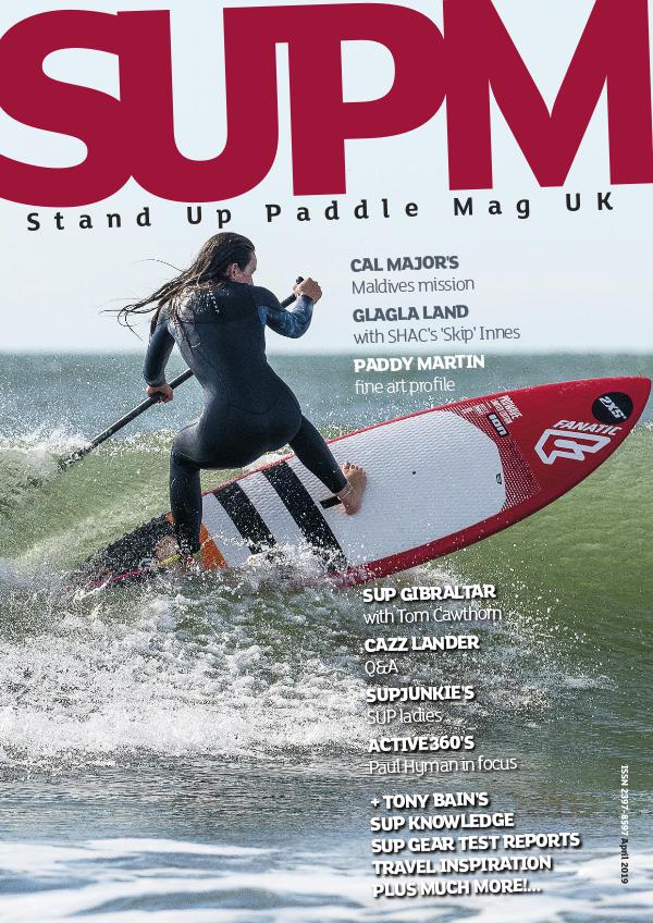 SUP Mag UK April 2019 issue 20