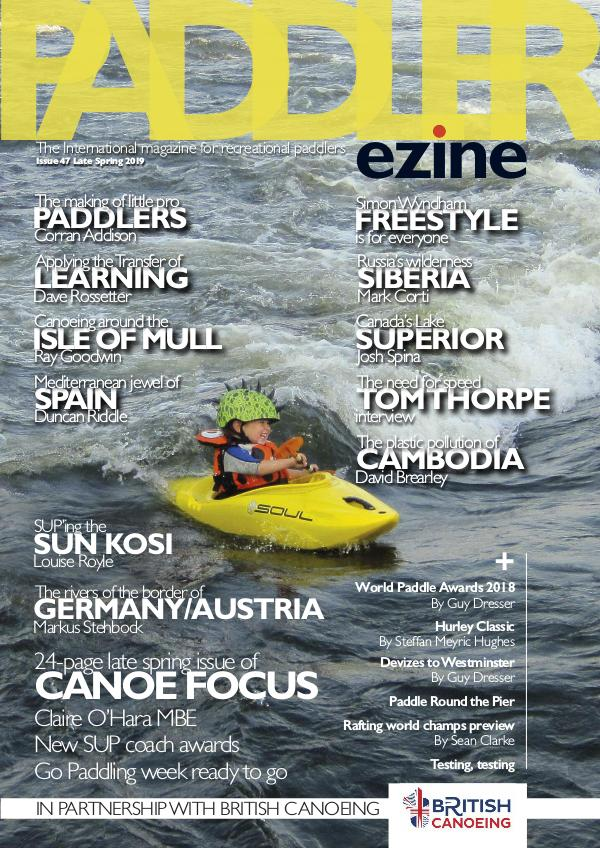 Issue 47 Late Spring 2019