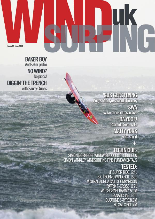 WindsurfingUK issue 11 June 2019
