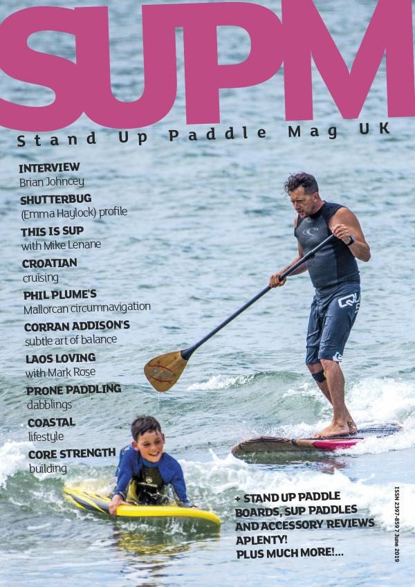 SUP Mag UK June 2019 issue 21