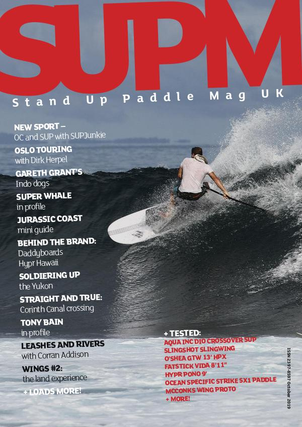 SUP Mag UK October 2019 issue 23