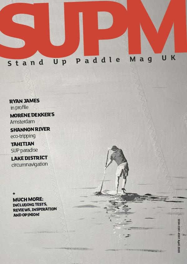 SUP Mag UK April 2020 issue 24