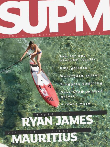 SUP Mag UK September 2014