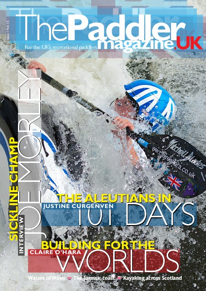 The PaddlerUK magazine March 2015 issue 1