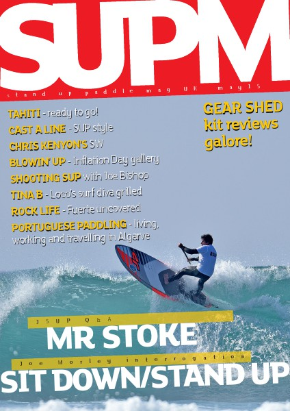 SUP Mag UK May 2015 issue 5