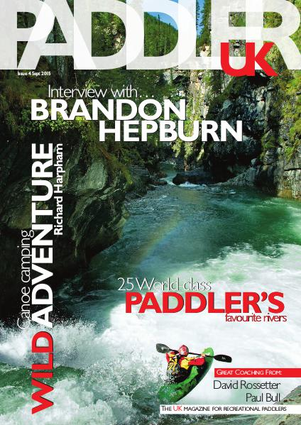 The PaddlerUK magazine September 2015 issue 4
