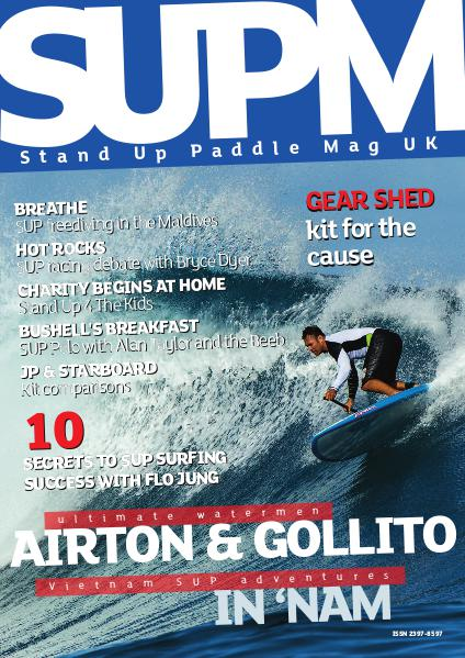 SUP Mag UK April 2016 issue 8