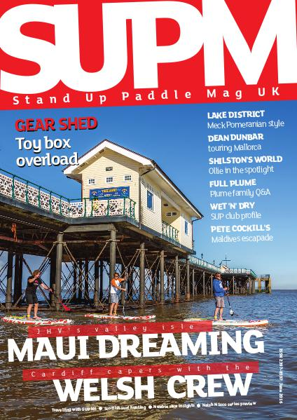 SUP Mag UK June 2016 issue 9