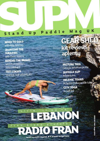 SUP Mag UK August 2016 issue 10