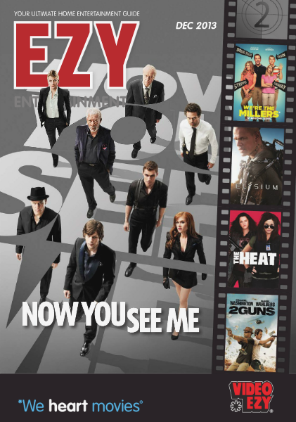 Ezy Entertainment December 2013
