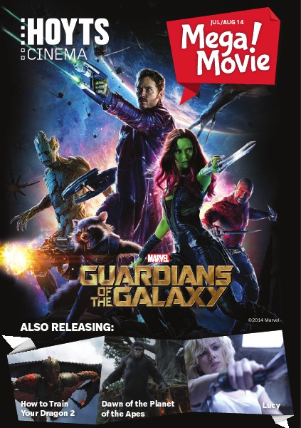 Hoyts Mega Movie | Jul/Aug 2014