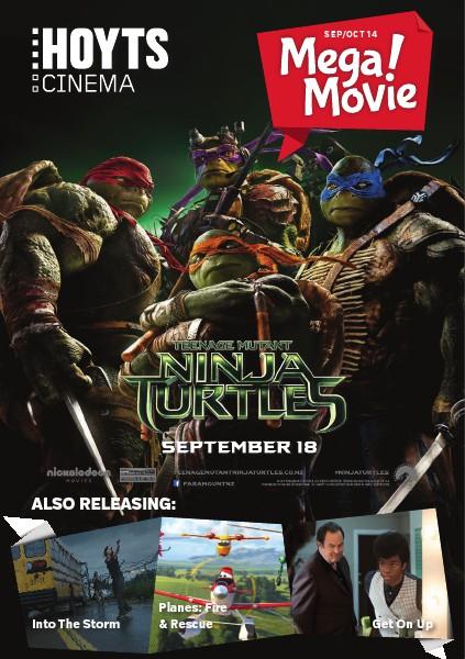 Hoyts Mega Movie Sep/Oct 2014