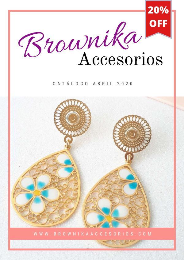 Brownika Accesorios Catálogo Clientes  Abril 2020