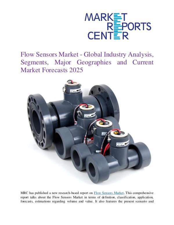 Flow Sensors Market