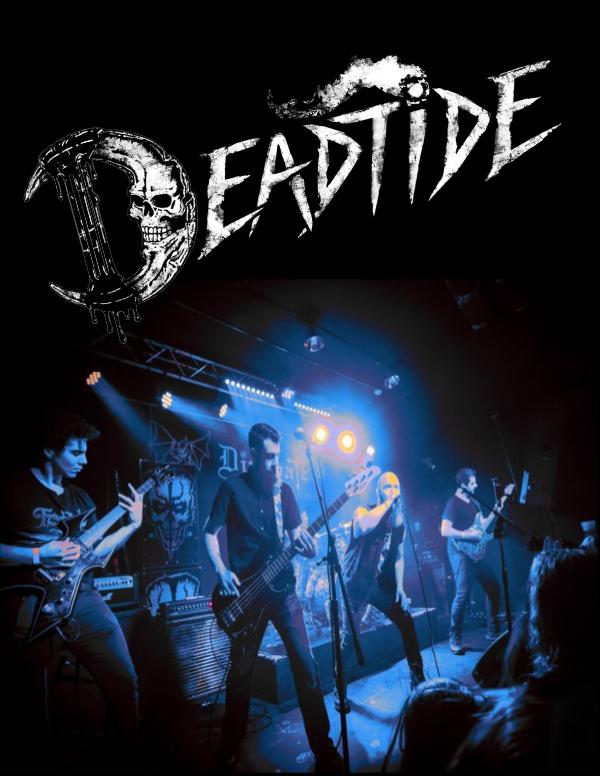 Deadtide Electronic Press Kit Deadtide EPK 7/11/19