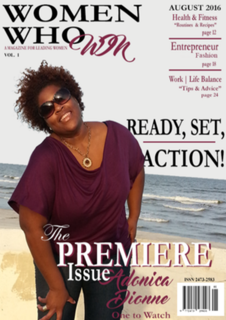 Women Who Win Magazine Volume I