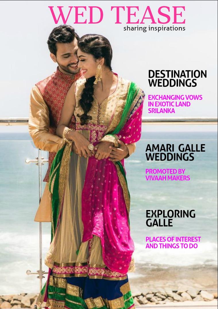 WED Tease Destination Wedding Exclusive Vol.1