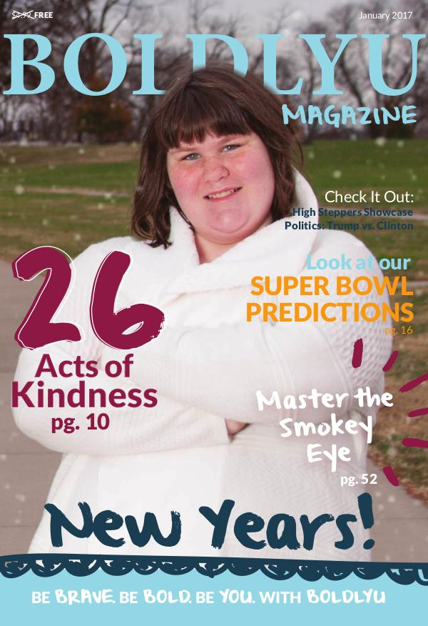 BoldlyU Magazine Issue 4