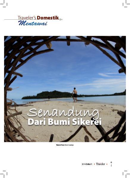 Indonesia Traveler edisi1