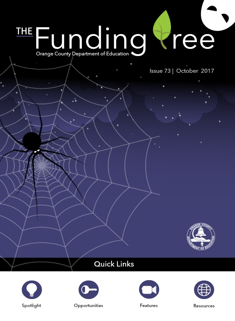 Issue 73: Spiders and Ghosts
