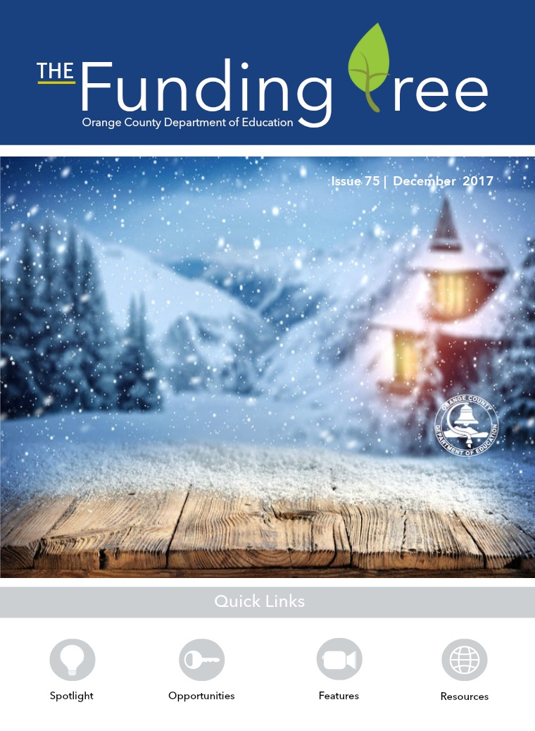 The Funding Tree Issue 75: Happy Holidays