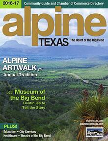 Alpine, Texas Community Guide