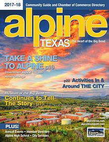 Alpine, Texas Community Guide & Chamber Directory