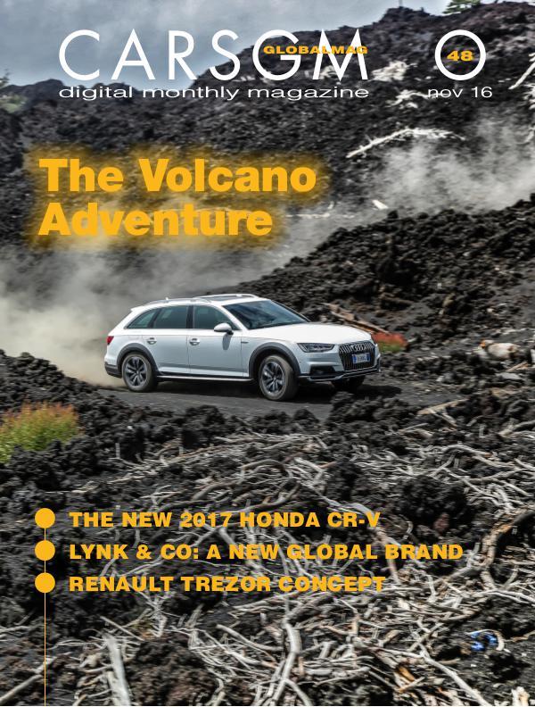 CARS GLOBALMAG November2016