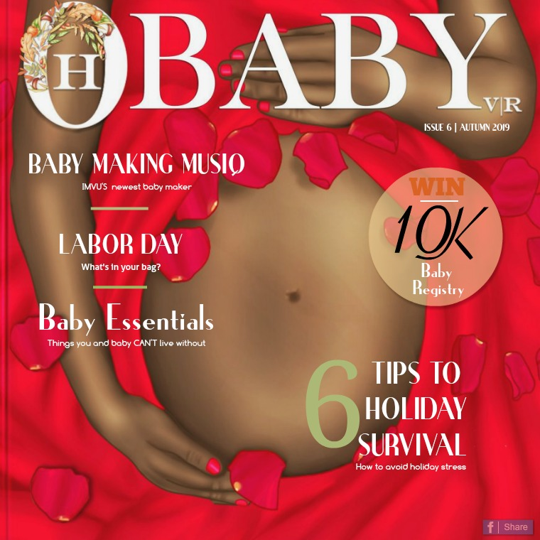 OHBABY V|R ISSUE 6