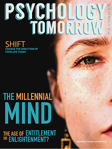 Psychology Tomorrow Magazine