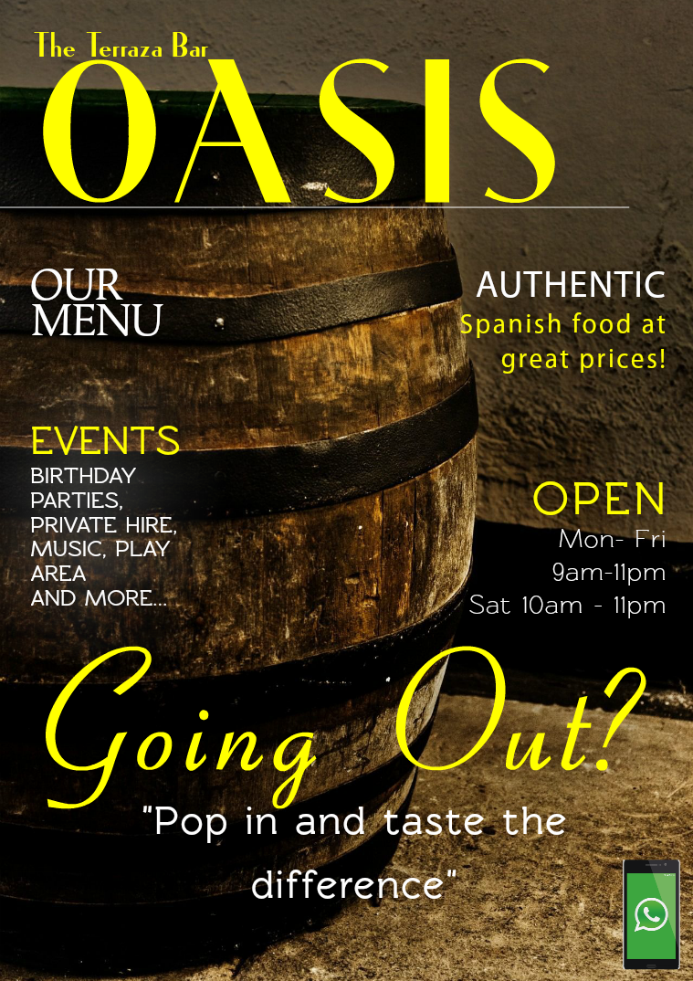 Bar Oasis volume 1